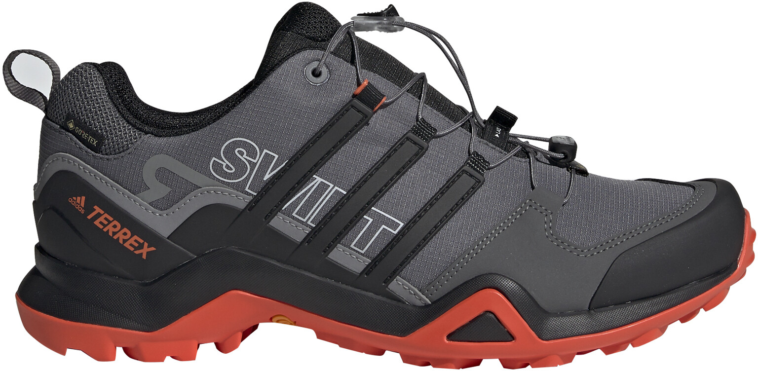 bef4b6a0e adidas TERREX Swift R2 GTX Shoes Men grey black at Addnature.co.uk